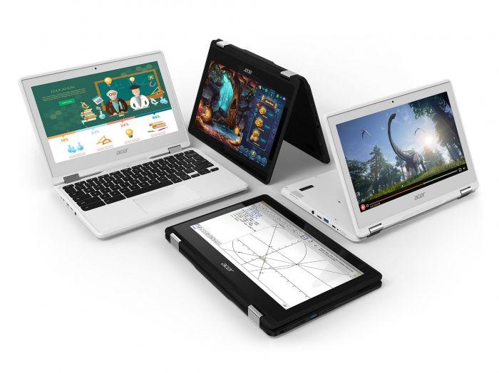 Acer Spin 11 - новый бюджетный хромбук-трансформер – фото 3
