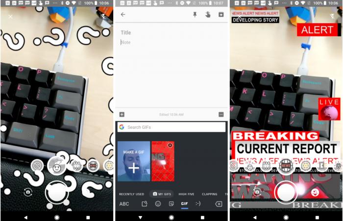 Теперь Gboard позволяет создавать свои эксклюзивные коллекции анимированных GIF – фото 4