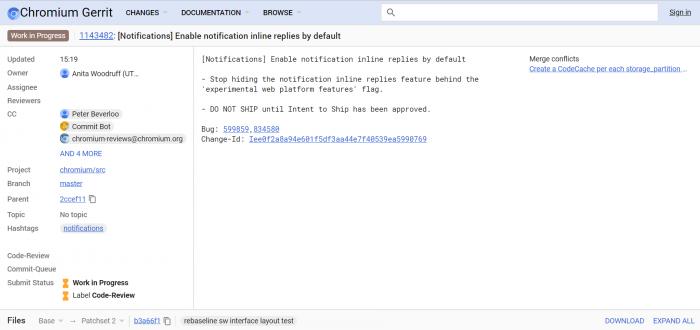 Google Chrome для Android получит поддержку быстрых ответов – фото 1