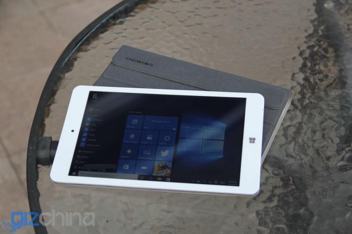 Chuwi Hi8 Pro: выйдет модификация планшета с Windows 10 и Android – фото 1