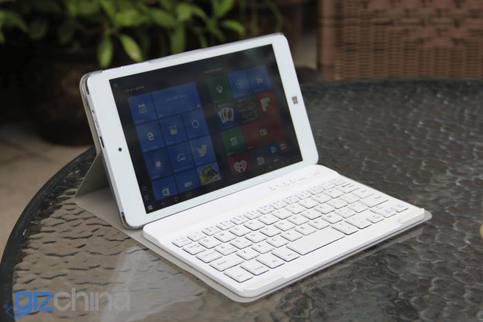Chuwi Hi8 Pro: выйдет модификация планшета с Windows 10 и Android – фото 3