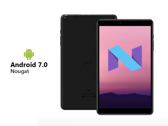 Chuwi Hi9 — планшет для чтения, игр, видео и интернета на Android Nougat – фото 1