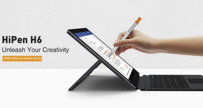Chuwi HiPen H6: универсальный стилус для планшетов и ноутбуков