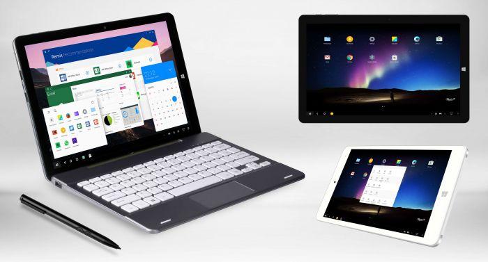Chuwi готовит к выходу 12-дюймовый гибридный планшет с RemixOS – фото 3