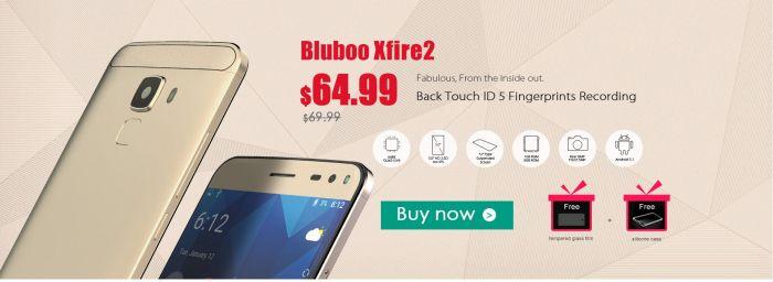 Bluboo отмечает юбилей распродажей устройств в интернет-магазине TomTop – фото 5
