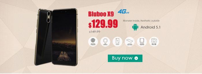 Bluboo отмечает юбилей распродажей устройств в интернет-магазине TomTop – фото 3