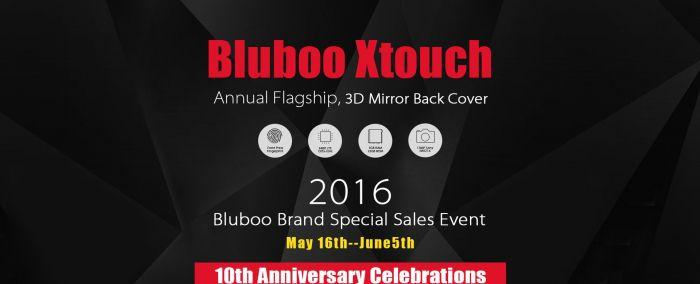 Bluboo отмечает юбилей распродажей устройств в интернет-магазине TomTop – фото 1