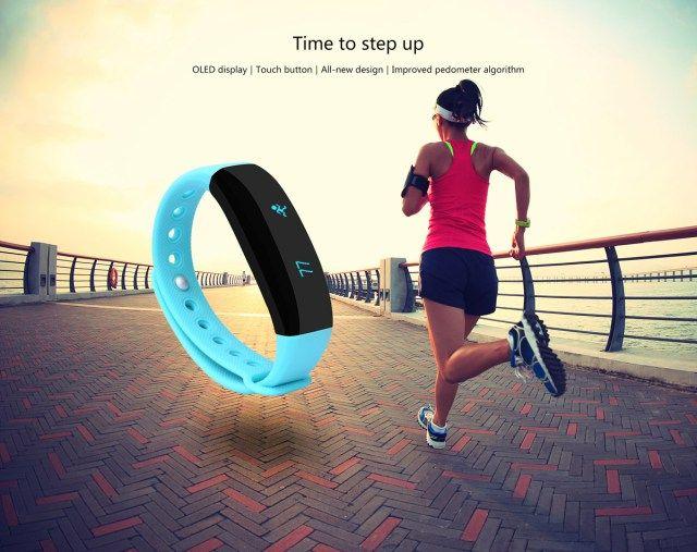 Фитнес-браслет Cubot V2 за $24 будет конкурировать с Xiaomi Mi Band 2 – фото 1