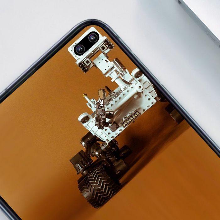 Обыграть вырезы серии Samsung Galaxy S10 оригинально и остроумно – фото 5
