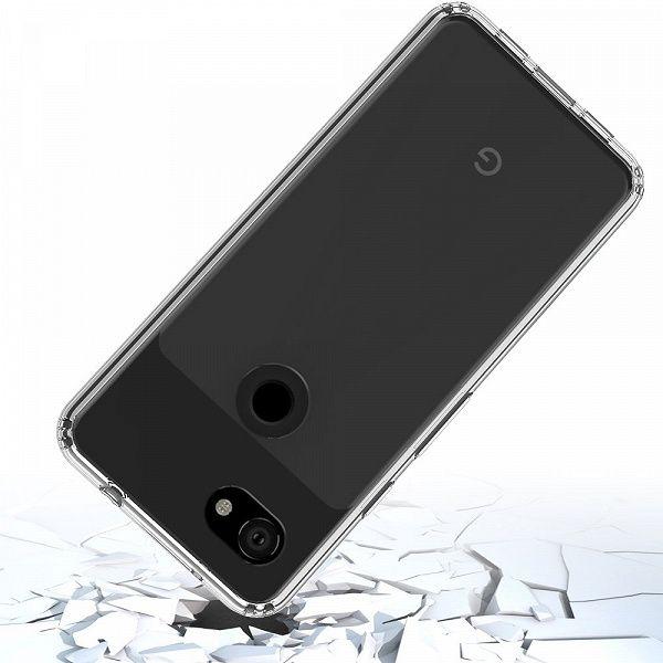 Google Pixel 3a и Pixel 3a XL на рендерах со всех сторон – фото 7