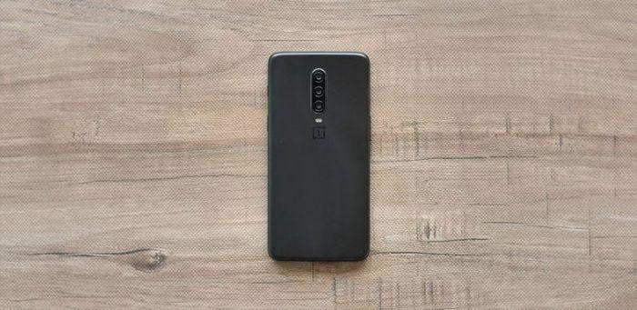Появилось «живое» фото OnePlus 7 Pro – фото 1