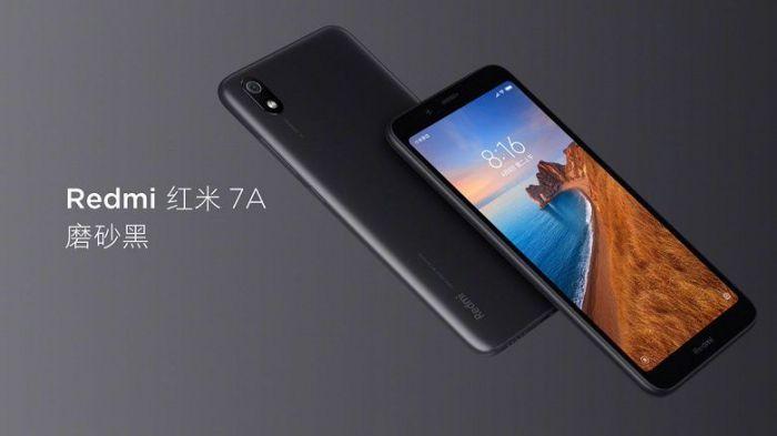 Промо-изображения Redmi 7A рассказали больше о смартфоне – фото 1