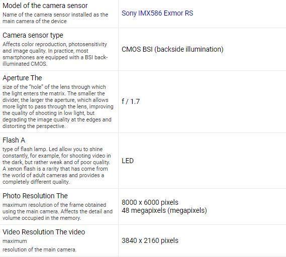 Рассекретили характеристики Meizu 16Xs – фото 7