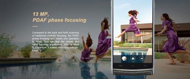 Doogee T3 придет с 13 Мп сенсором IMX230 от Sony – фото 1