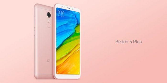 боковая сторона Xiaomi Redmi 5, Xiaomi Redmi 5 Plus