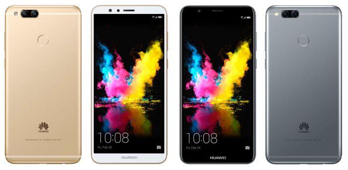 В сеть утекли рендеры будущего Honor 8 Pro под брендом Huawei – фото 1