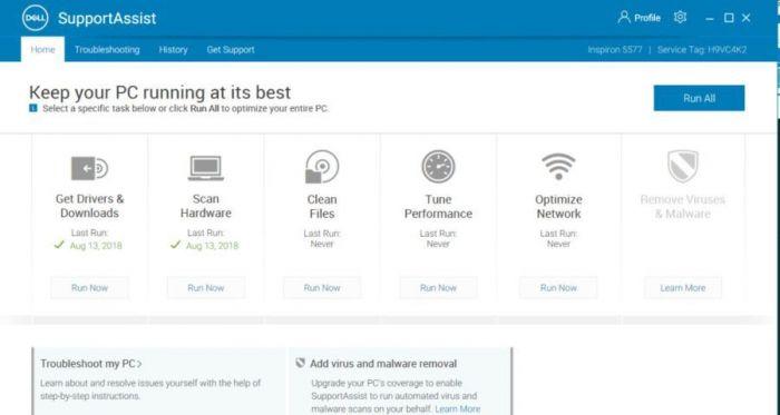 Предустановленное ПО компьютеров Dell несет угрозу – фото 1