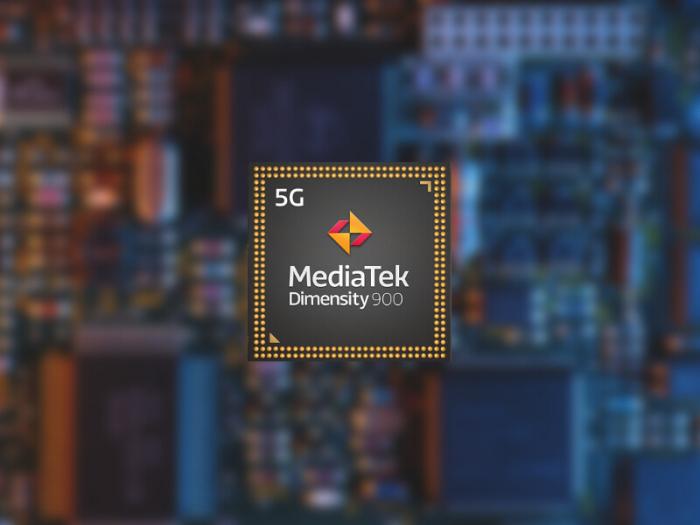 Анонсирован мощный чип Dimensity 900 для 5G-смартфонов – фото 1