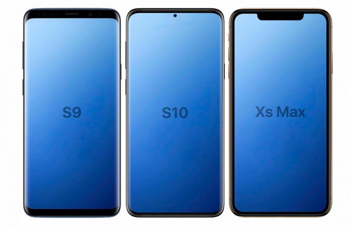 Показали Samsung Galaxy S10 с «кругляшом» под камеру – фото 2