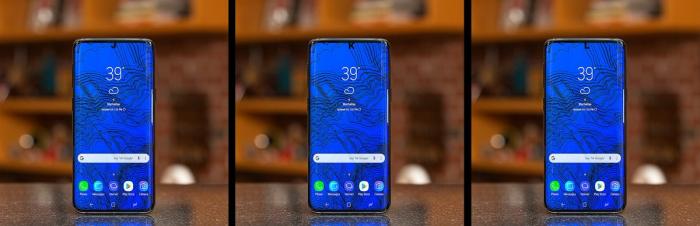 Инсайдер Ice Univerce: все изображения Samsung Galaxy S10 фейк – фото 2
