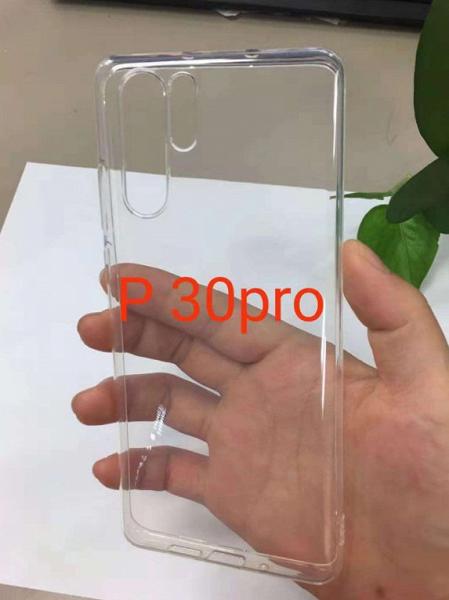 Чехлы намекают на ряд особенностей семейства Huawei P30 – фото 2