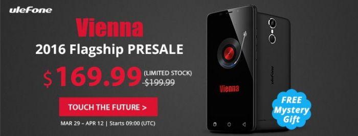 Музыкальный Ulefone Vienna за $169.99 и подборка компьютерных аксессуаров в весенней распродаже от Everbuying – фото 1