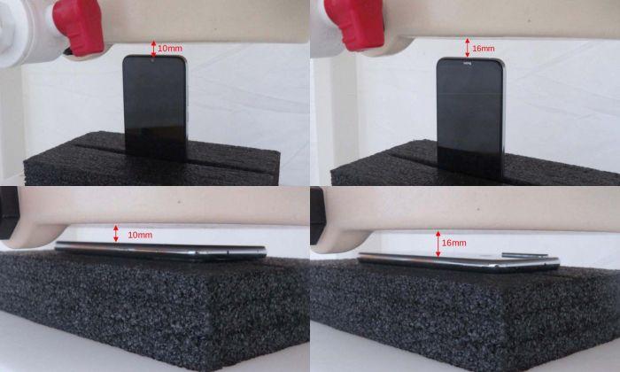 Фото, предположительно, Redmi Note 8 с сайта FCC