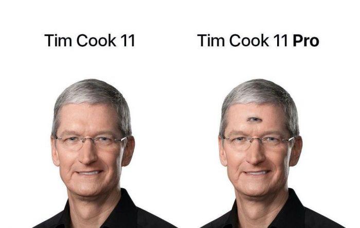 как троллят iPhone 11