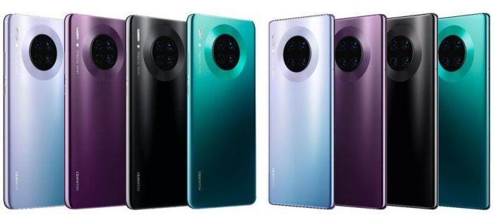 Серия Huawei Mate 30