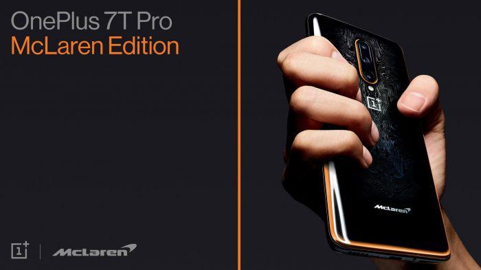 Презентация OnePlus 7T Pro и OnePlus 7T Pro McLaren Edition – фото 3