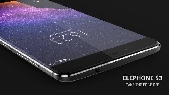 Elephone S3: старт продаж смартфона намечен на апрель – фото 1