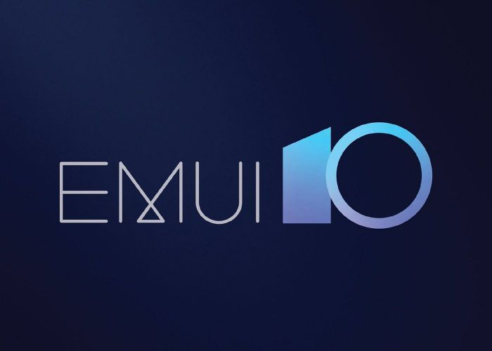 EMUI 10 на тизере
