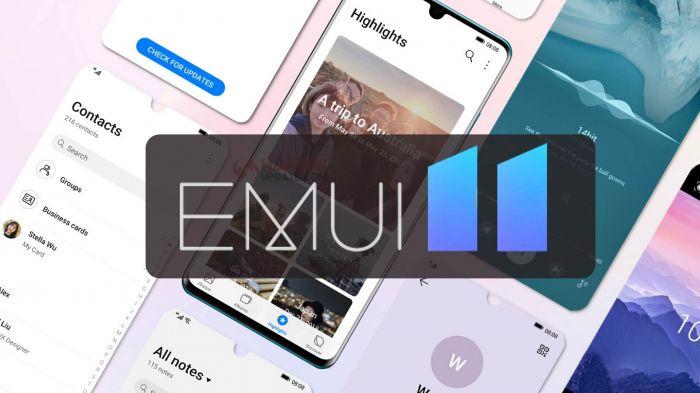 График развертывания обновления EMUI 11 для России – фото 1