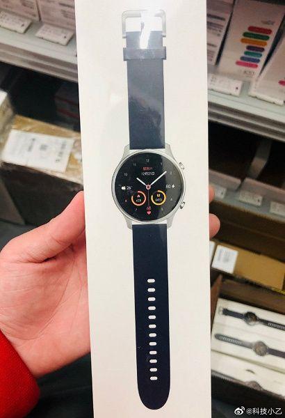 Раскрыты характеристики смарт-часов Xiaomi Watch Color – фото 2