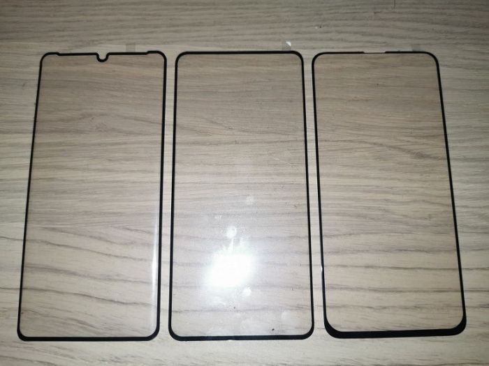 Показали защитное стекло для Huawei P40 Pro – фото 1