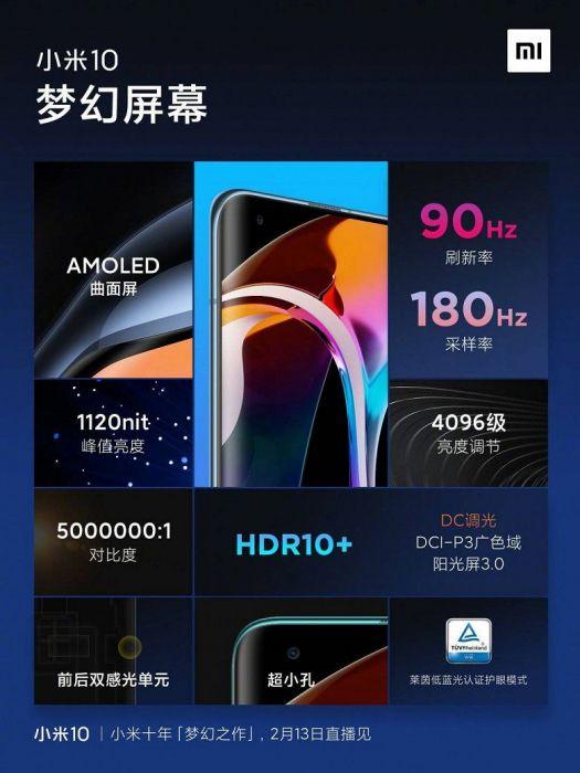 Больше подробностей о Xiaomi Mi 10 – фото 3