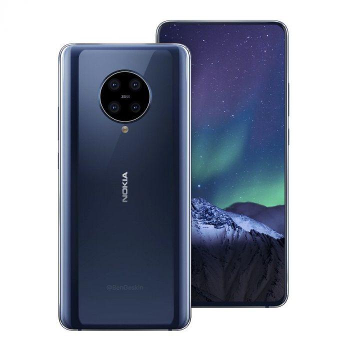 Концепт Nokia 9.2 PureView – фото 1