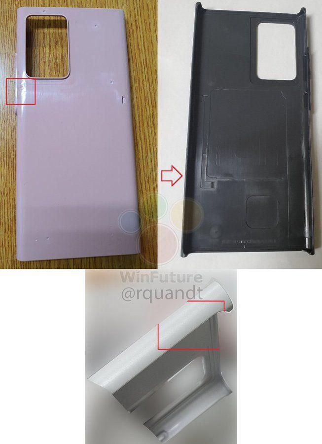 Фото чехла для Samsung Galaxy Note 20 – фото 2