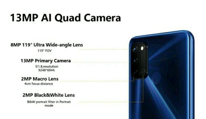 Realme C17: изображения, характеристики и дата анонса – фото 3