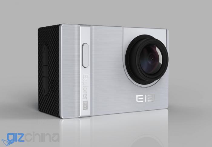 Elephone выпустит экш-камеру Explorer Pro – фото 2