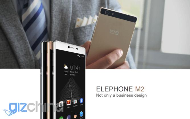 Elephone-M2