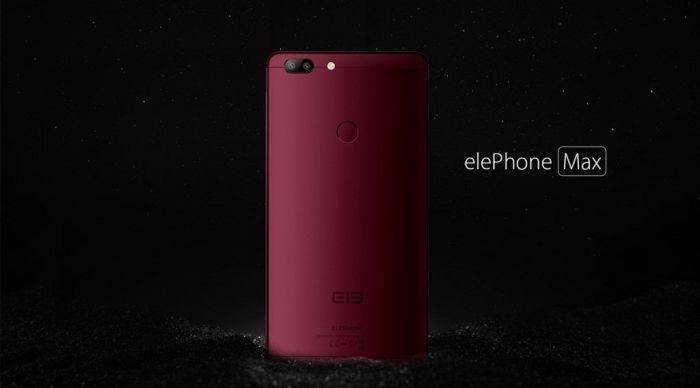 Elephone C1 Max показал себя на фото – фото 2