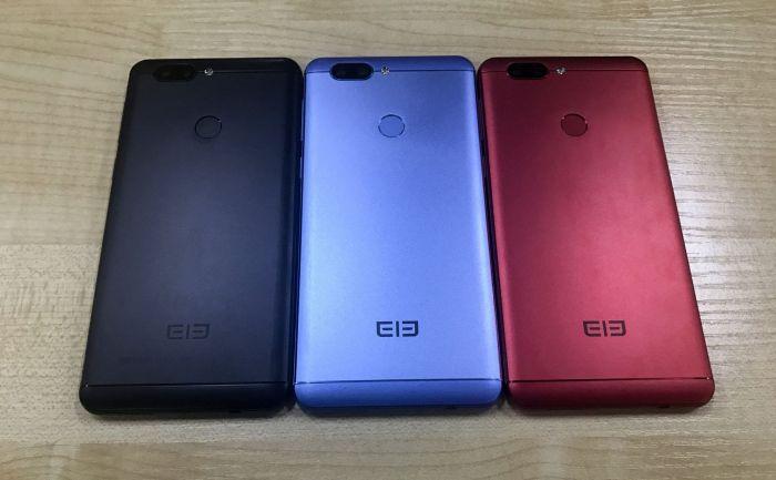 Elephone P8 mini с двойной тыльной камерой показали на реальных снимках – фото 1