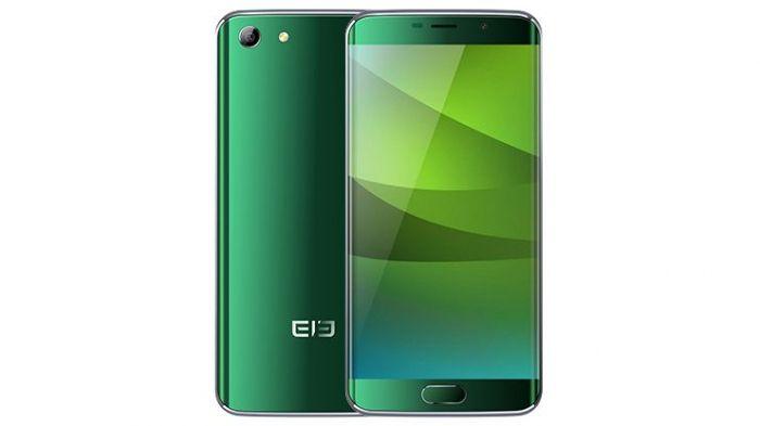 Elephone S7 – изогнутый смартфон на пресс-рендерах – фото 2