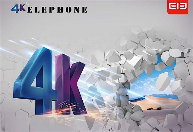 Elephone_4k разрешение
