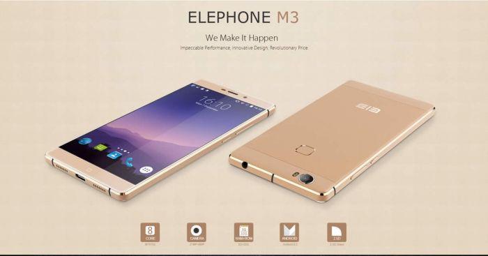 Elephone M3: распаковка смартфона, которого ждет незавидная судьба – фото 1