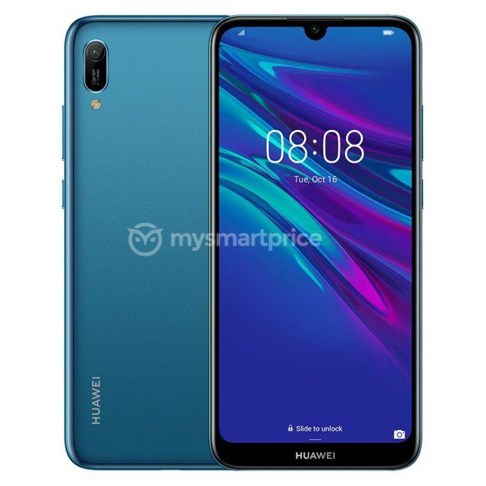 Huawei Enjoy 9e: изображения и характеристики – фото 1