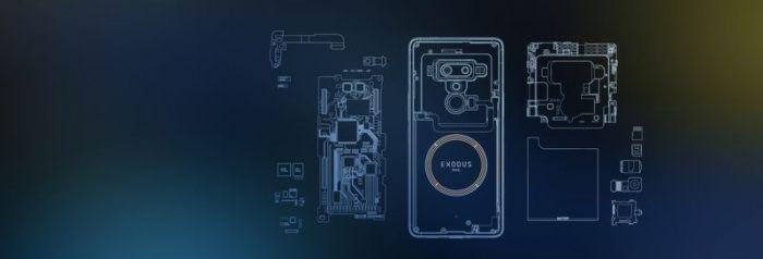 Состоялся анонс блокчейн-смартфона HTC Exodus 1 с ценником в криптовалюте – фото 5