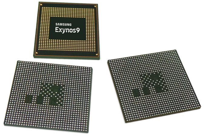 Samsung анонсировала чип Exynos 9810 – фото 1