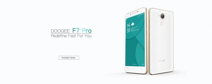 Doogee F7 Pro с дисплеем 5.7